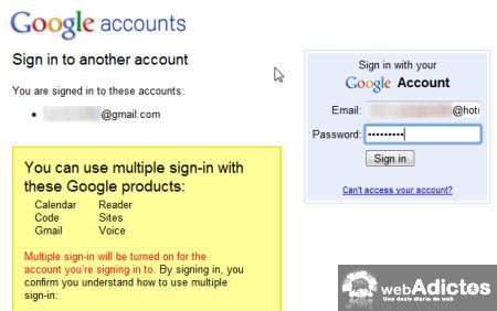 Accesar a multiples cuentas de Gmail - multiples-cuentas-correo-gmail