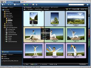 Organizar fotos y videos con Pictomio - organizar-fotos