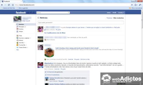 Retirar barra lateral de anuncios en Facebook - quitar-anuncios-facebook