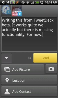 TweetDeck para Android disponible en Beta - tweetdeck-android