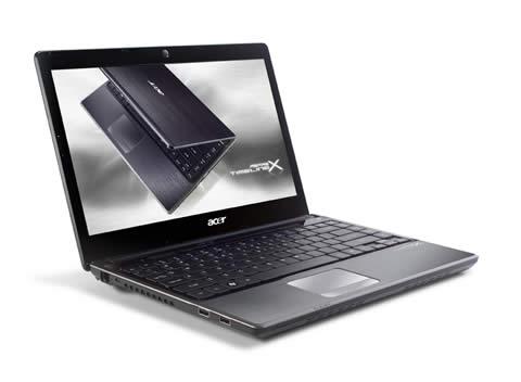 Acer Aspire TimelineX 3820T open2 Acer Aspire TimelineX