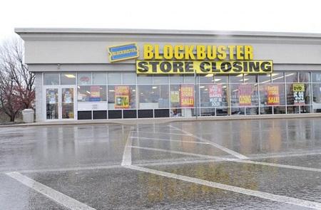 Blockbuster en quiebra - Blockbuster-en-quiebra