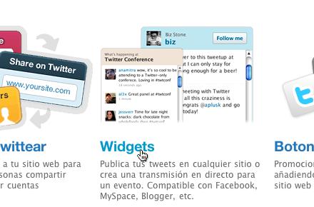 Hacer widget twitter personalizado 3 Crea un widget de Twitter personalizado para tu sitio