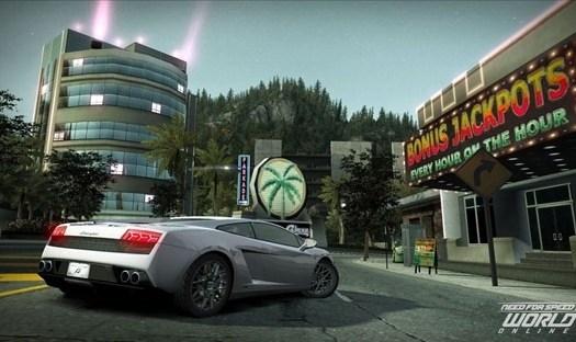 Need for Speed World se convierte en un juego gratuito - Need-for-speed-world