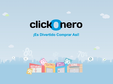 ClickOnero, descuentos de hasta el 90% - clickonero