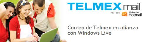 Correo telmex ahora con hotmail - correo-prodigy