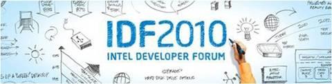 Intel anuncia cambio del entorno de la computación y la educación - idf2010