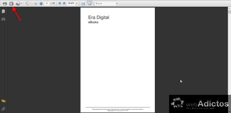 Crear un eBook a partir de un artículo de Wikipedia - pdf-wikipedia