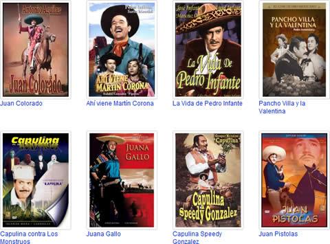 Ver películas mexicanas en Youtube - peliculas-mexicanas-online