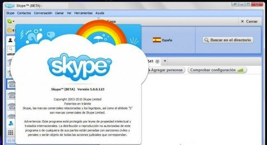 Nueva beta de Skype incluye videoconferencia para 10 personas - skype-beta-5