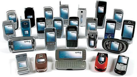 Crecimiento de Smartphones en Latinoamérica - smartphones