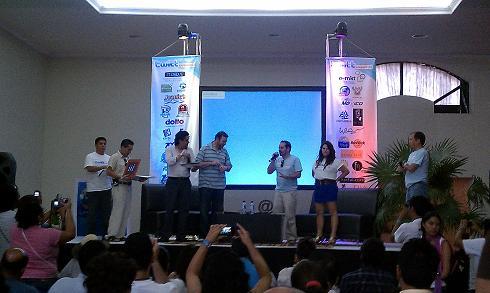 TwittCozumel, conferencias y fiesta en grande - twittcozumel-conferencias