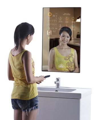 El primer espejo inteligente - El-primer-espejo-inteligente