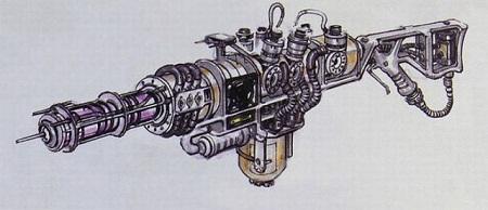 Replica del Plasma Rifle de Fallout 3 - Replica-del-Plasma-Rifle-de-Fallout-3