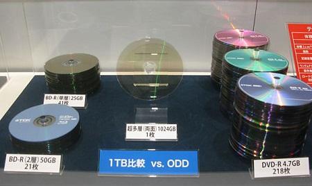 TDK lanza discos Blu Ray de 1 TB de espacio - TDK-lanza-discos-Blu-Ray-de-1-TB-de-espacio