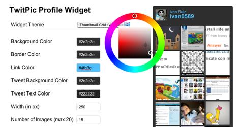 Insertar un widget de Twitpic en tu sitio - Widget-twitpic-a-tu-sitio_4