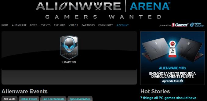 Alienware arena - alienwarearena