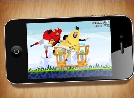 Divertidos disfraces de Angry Birds - angry-birds-reales