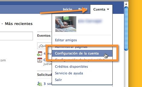 Como cambiar tu correo de contacto en Facebook - cambiar-correo-en-facebook