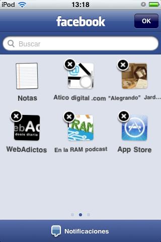 Como manejar páginas en Facebook desde tu iPhone - facebook-iphone-editar-paginas
