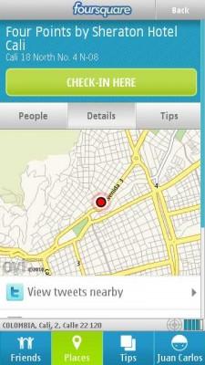 Foursquare para nokia, app oficial - foursquare-nokia-e1287060444497