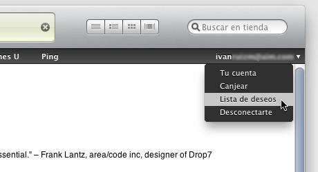Hacer lista de deseos en iTunes Store - hacer-lista-deseos-itunes_6