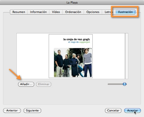 Mantener tus canciones ordenadas en iTunes - ilustraciones-canciones-itunes