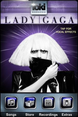 Karaoke Lady Gaga para iPhone gratis por tiempo limitado - karaoke-lady-gaga
