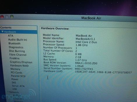 Primeras imágenes de la nueva MacBook Air? - nueva-macbook-air