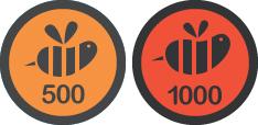 nuevas swarm badges Nuevas Swarm Badges para Foursquare