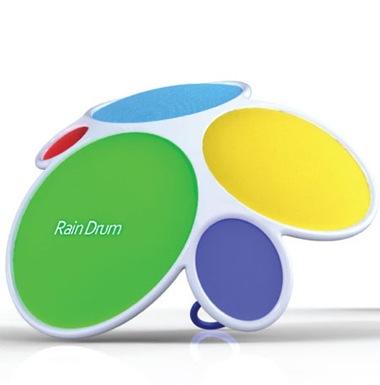 Rain Drum, el paraguas musical - rain-drum