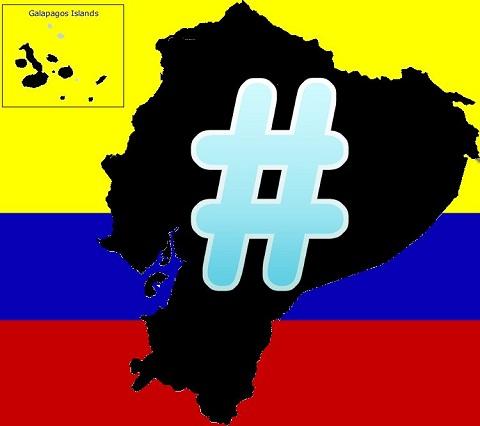 Twitter en el intento Golpe de Estado en Ecuador - twitter-ecuador