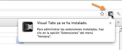 Visualiza tus pestañas de Google Chrome en un Cover Flow - visual-tab-google-chrome