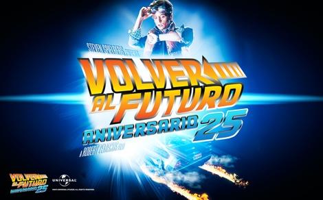 volver al futuro 25 aniversario Volver al Futuro regresará a los cines en México