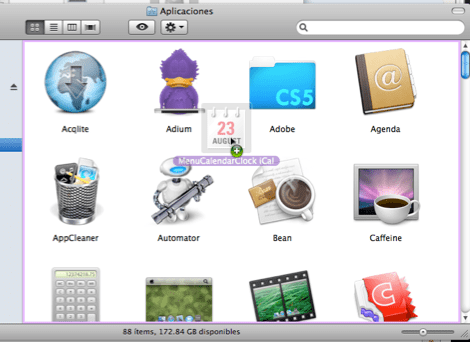 Mostrar un calendario desplegable en la barra de menús de Mac OSX - 2010-11-27_17-08-35