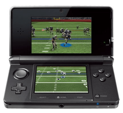 Madden será el primer juego de EA Sports para el 3DS - Madden-3ds