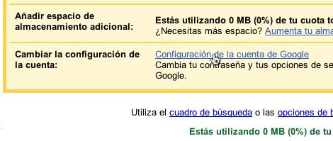 borrar cuenta gmail 4 Cómo borrar tu cuenta de Gmail