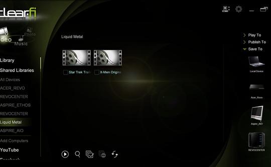 clear fi acer Acer Clear.fi, una nueva forma de compartir multimedia