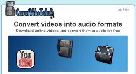 Convertir videos a audio con Convert Video to Audio - convert-video-to-audio