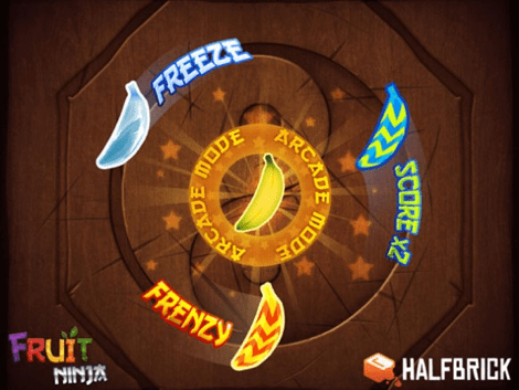 fruitninja arcade mode teaser 580x435 Halfbrick revela actualización de Fruit Ninja