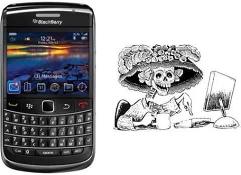Doodle día de muertos - muero-por-un-celular-gratis