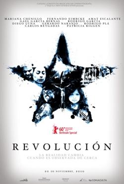 Revolución la película, en vivo por YouTube - revolucion-la-pelicula-poster
