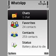 WhatsApp gratis para Nokia por 1 año - whatsapp-nokia