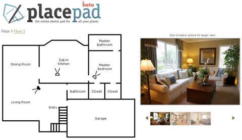 Crear planos online con PlacePad - crear-planos-online