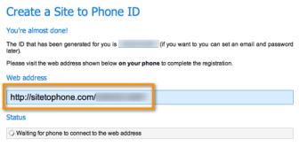 Como compartir enlaces entre tu explorador y tu móvil - enlace-site-to-phone
