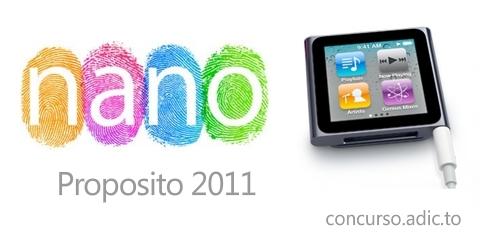 Concurso #NanoProposito 2011 - nanoproposito-2011
