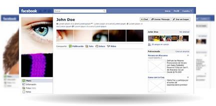 Arte en tu perfil de Facebook - perfil-de-facebook