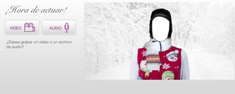 Felicitaciones de navidad, Holiday Armonizer - tarjetas-navidad-video