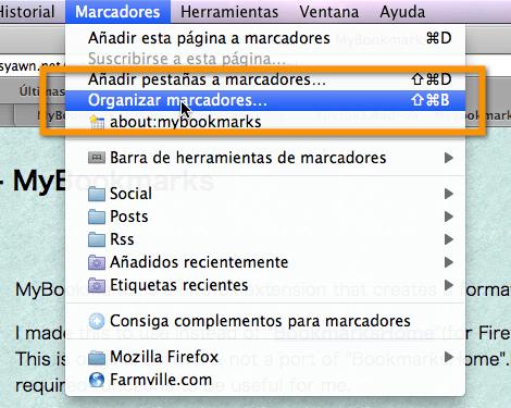 Crear una página personalizada de Marcadores en Firefox - 2011-01-19_00-09-40