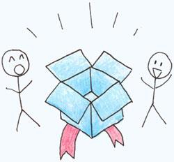 Como compartir una carpeta en Dropbox